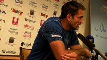 Rugby Top 14 - Franck Azema après USO - Clermont