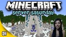 Minecraft Server Saturday - Ep 91 - 1.8 Server Update!