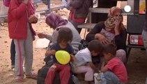 """کوبانی در محاصره نیروهای """"دولت اسلامی"""" در سوریه"""