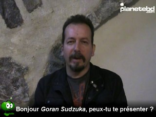 Vidéo de Goran Sudzuka