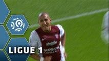 But Ahmed KASHI (70ème) / FC Metz - Stade de Reims (3-0) - (FCM - SdR) / 2014-15