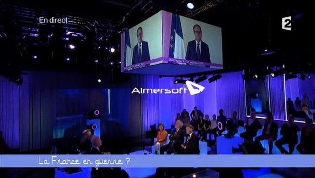 """Dominique de Villepin à propos de Daech - l'Etat islamique et la guerre dite """" contre le terrorisme"""" : 6 minutes d'intelligence et de lucidité"""