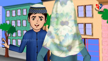 Spitting Anywhere - Cleanliness Cartoon for Children - Abdul Bari Series