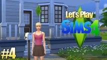 Les Sims 4 #4 Entre amour et travaille !