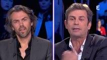 """ONPC - Invité culturel, Frédéric Taddeï (journaliste) : Pour la polémique dans les inRocKuptibles """"Faut-il brûler Taddeï  ?"""" Polony/caron"""