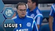 Olympique de Marseille - AS Saint-Etienne (2-1)  - Résumé - (OM-ASSE) / 2014-15