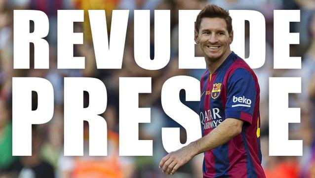 Le onze du Barça face au PSG, la nouvelle stat impressionnante de CR7 !