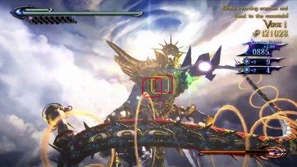 Star Fox Easter Egg de Bayonetta