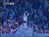 Sakis @ Athens Olympics 2004