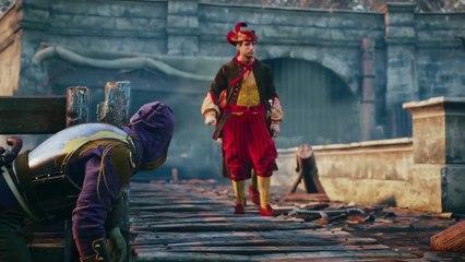 Arno Skills Trailer de Assassin's Creed Unity