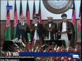 Dunya News - New Afghan President Ashraf Ghani takes oath