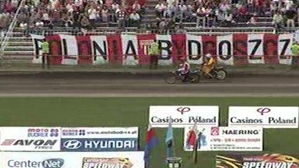21.06.2009 Polonia Bydgoszcz - Lotos Wybrzeże Gdańsk 57:33 (9 runda DMP)