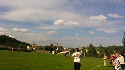 match  réserve sénior BSA - LE PRADEL 28/09/14