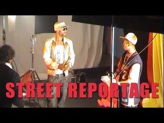 Fally Ipupa - Street Reportage