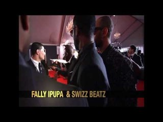 Fally Ipupa au Grammy Awards (Los Angeles)