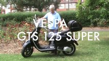 ScooterGiant review VESPA GTS 125