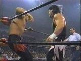 Chris Benoit vs Eddie Guerrero - WCW Nitro 1996/11/18