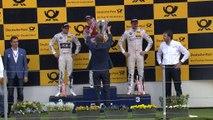 DTM Holanda - Ekstrom se lleva una carrera accidentada