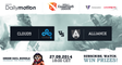 D2CL Season IV Highlights: Cloud 9 vs The Alliance
