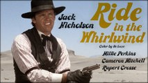 Ride In The Whirlwind (1966) - Jack Nicholson, Cameron Mitchell, Millie Perkins - Feature (Action, Western)