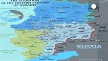 Ukraine : la trêve mise à mal, polémique sur la découverte de charniers