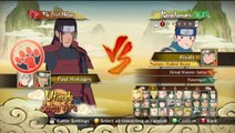 Konohamaru Sarutobi VS First Hokage Hashirama Senju In A Naruto Shippuden Ultimate Ninja Storm Revolution Match / Battle / Fight