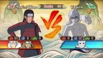 First Hokage Hashirama Senju VS Sage Mode Kabuto In A Naruto Shippuden Ultimate Ninja Storm Revolution Match / Battle / Fight