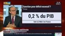 Benaouda Abdeddaïm: Déficit excessif: la France pourrait payer 11 milliards d'euros d'amende - 30/09