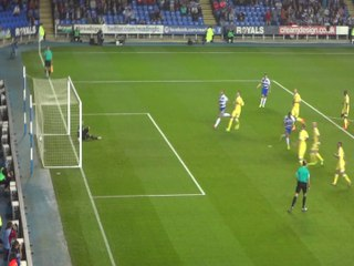 Nick Blackman's penalty against Millwall 16/09/2014