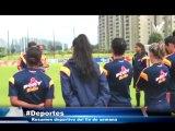 Resumen deportivo con fútsal, BMX y fútbol femenino en Web Noticias