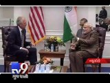 PM Narendra Modi meets top US CEOs, pitches 'Make in India' - Tv9 Gujarati