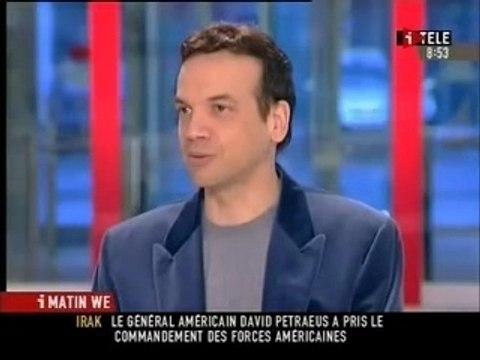 Jean-Félix Lalanne sur iTV