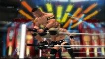 CM Punk vs John Cena I Quit Match [Night of Champions 2014 - WrestlingEvo Undisputed Championship]