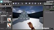 Eshcol Tech Solutions, Eschol Tech Solutions-Unreal Engine 4 Test #1