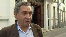 Reportage de France 3 Auvergne - Pierre Jarlier réélu Sénateur du Cantal