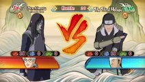 Orochimaru VS Third Hokage Hiruzen Sarutobi In A Naruto Shippuden Ultimate Ninja Storm Revolution Match / Battle / Fight