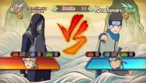 Orochimaru VS Konohamaru Sarutobi In A Naruto Shippuden Ultimate Ninja Storm Revolution Match / Battle / Fight
