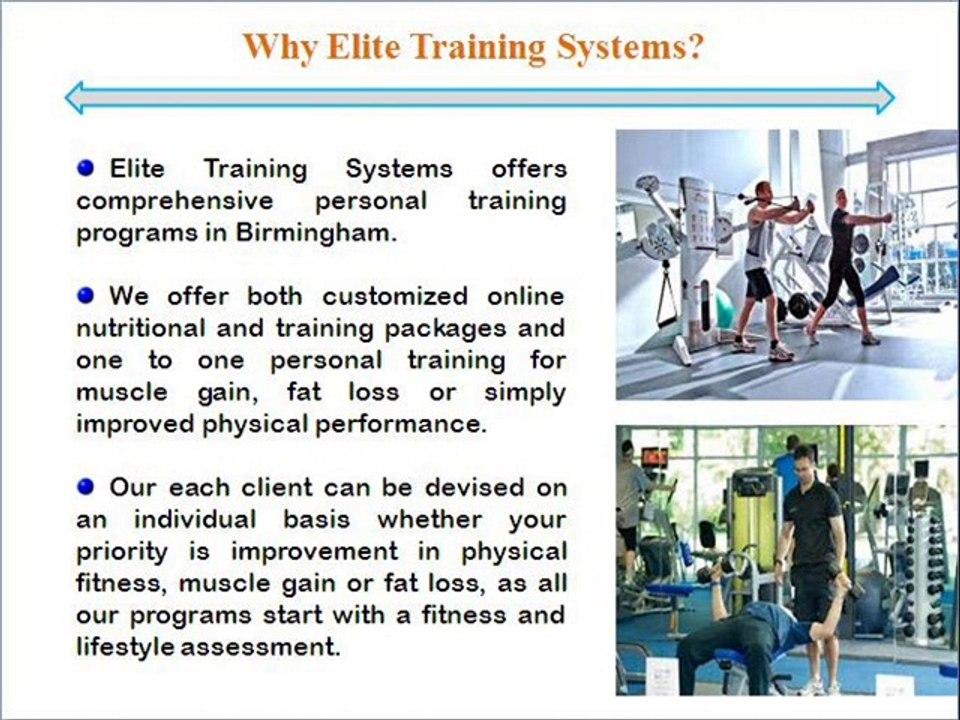 Elite Training System-A Premium Fitness Academy in Birmingham