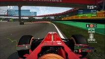Essais Grand Prix du Brésil F1-Team TV