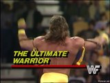 Ultimate Warrior WWF debut: vs Terry Gibbs — 25.10.1987