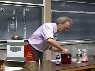 Klasik Fizik Dersleri 27 - Gazlar ve Sıkıştırılamaz Sıvılar