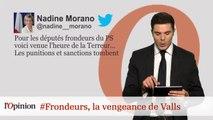 #tweetclash : #Frondeurs, la vengeance de Manuel Valls