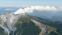 New Tremors Raise Concern At Japan's Mount Ontake
