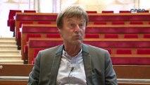 Audition de Nicolas HULOT, Président fondateur de la Fondation Nicolas HULOT pour la Nature et l'Homme - cese