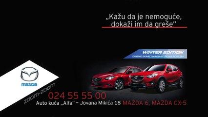 MAZDA - Mazda 6 [1080p]