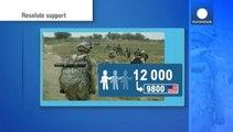 Afghanistan: firmato accordo con Usa, 12mila soldati restano dopo 2014