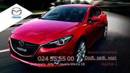 MAZDA - Mazda 3 [1080p]
