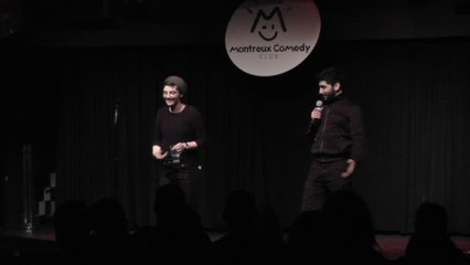 Marina Rollman - At Montreux Comedy Lab