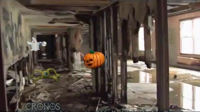 Casa Embrujada Claymation Por Aldo Sanchez El Dragon de CRONOS Tiempo de Todo