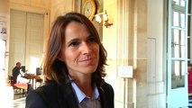 """Aurélie Filippetti: """"Je soutiendrai la politique du gouvernement"""""""